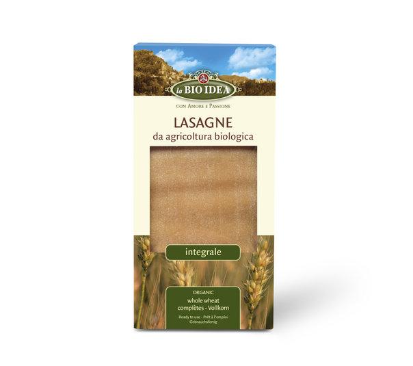 LBI Lasagne whole wheat org. 12x250g