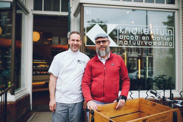 De Knollentuin, an organic, artisan bakery in the Netherlands