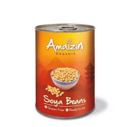 Amaizin Soya beans org. 6x400g