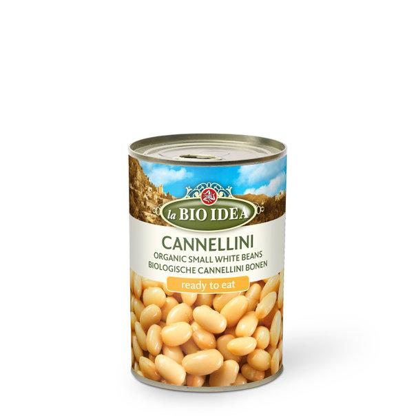 LBI White beans small org. 6x400g