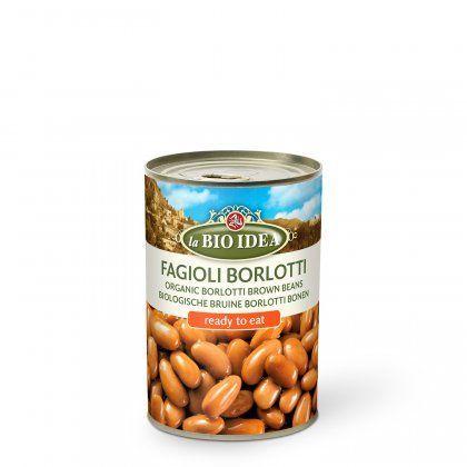LBI Brown beans org. 6x400g