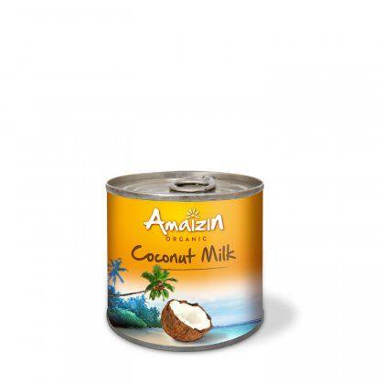 Amaizin Coconut milk 17% org. 12x200ml