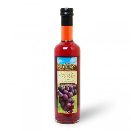 LBI Red wine vinegar org. 6x500ml