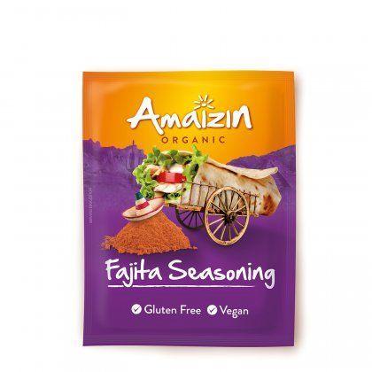 Amaizin Fajita seasoning org. 12x27g