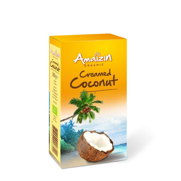Amaizin Creamed coconut org. 12x200g
