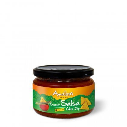 Amaizin Salsa sweet org. 6x260g