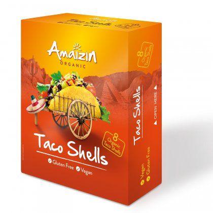 Amaizin Taco shells org. 6x150g