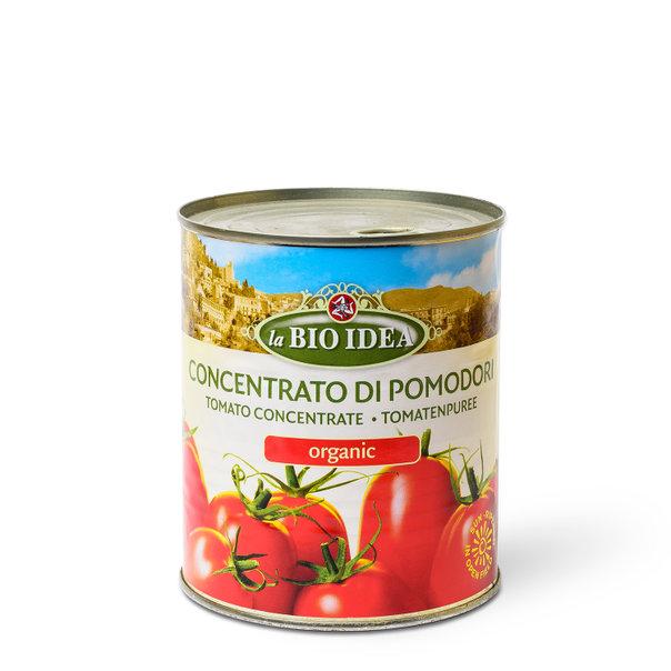 LBI Tomato conc. 22% org. 6x890g