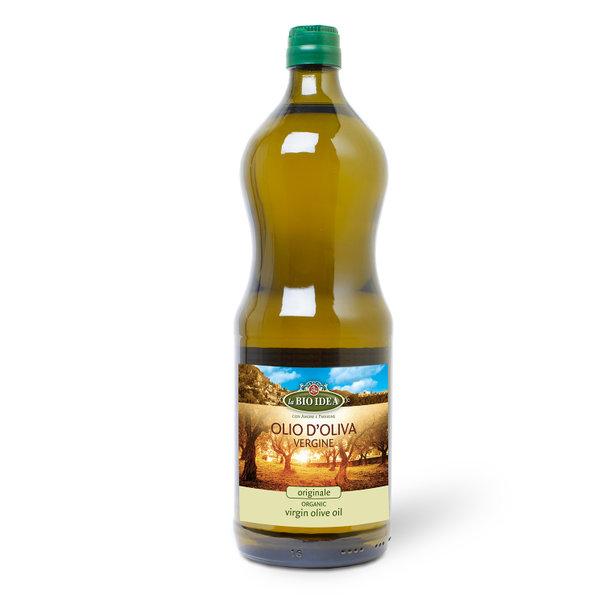 LBI Olive oil Originale virgin org. 6x1000ml