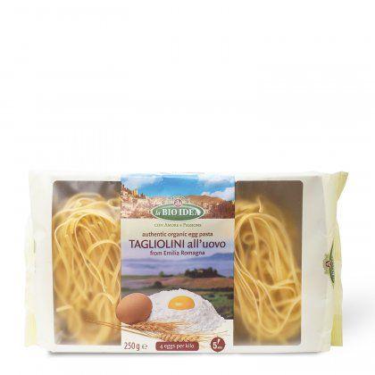 LBI Tagliolini egg-pasta org. 12x250g