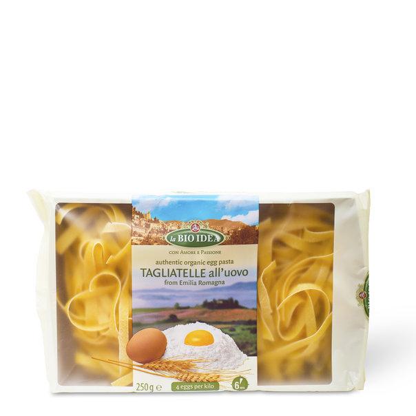 LBI Tagliatelle egg-pasta org. 12x250g