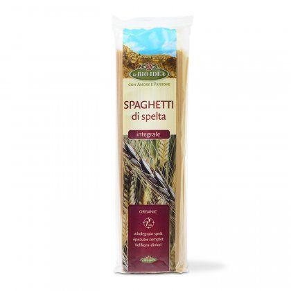 LBI Spaghetti whole spelt org. 12x500g