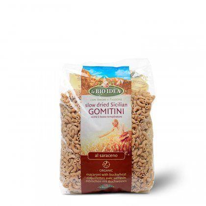 LBI Macaroni with buckwheat org. 12x500g