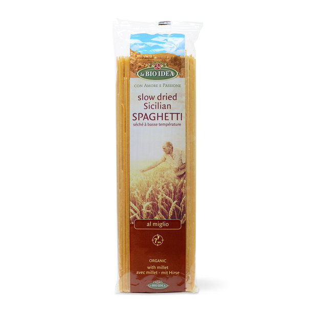 LBI Spaghetti with millet org. 12x500g