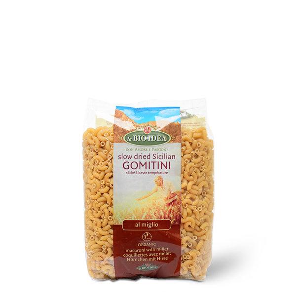 LBI Macaroni with millet org. 12x500g