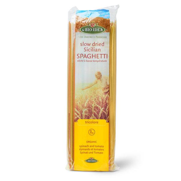 LBI Spaghetti tricolore org. 12x500g