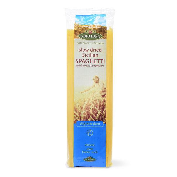 LBI Spaghetti white org. 12x500g