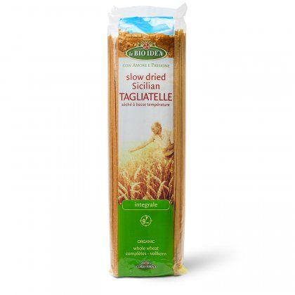 LBI Tagliatelle whole wheat org. 12x500g