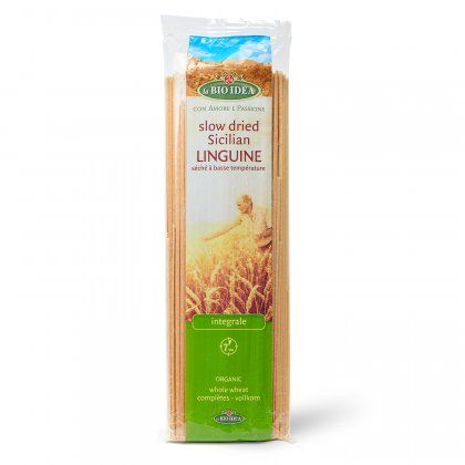 LBI Linguine whole wheat org. 12x500g