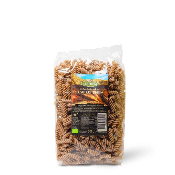 LBI Fusilli Timilia whole wheat org. 6x500g