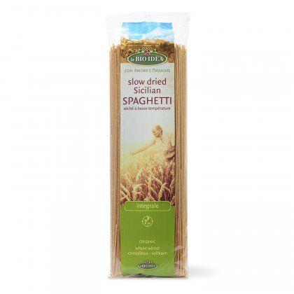LBI Spaghetti whole wheat org. 12x500g