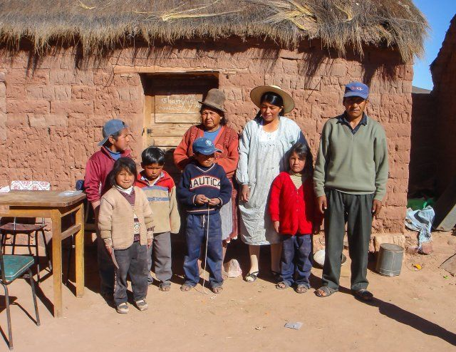 Quinoa from Bolivia