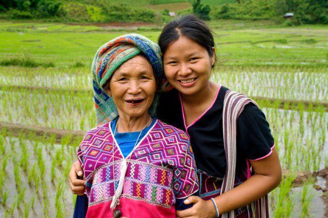 Jasmin rice from Thailand