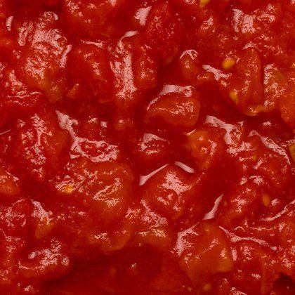 Tomato pieces org. 2,5 kg